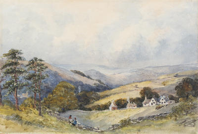 Ethel Birch; Amberley Common, Gloucestershire; Circa 1870s; 1922/2/14