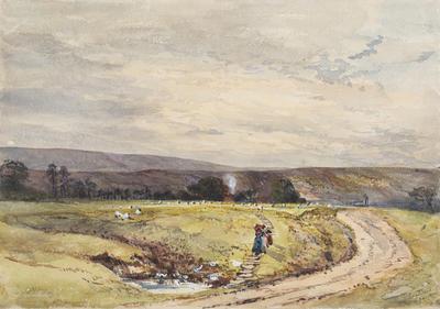 Lydia Larden; Goathland; Circa 1870s; 1922/2/15