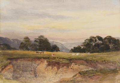 Ethel Birch; Amberley, Gloucestershire; Circa 1870s; 1922/2/20