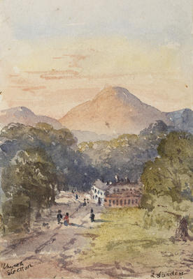 Ethel Birch; Church Stretton; Circa 1870s; 1922/2/24