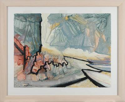 Douglas MacDiarmid; Dawn Karakia; 1994; 1996/6/2