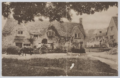 Postcard of the Savoye, Bilbury.