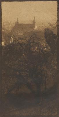 H Gessner; Der Dom von Graz; Circa 1920; 1925/2/23