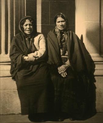Māori Women, Rotorua