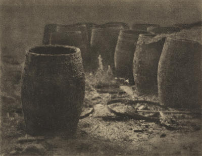 "Kenneth Lambert; ""Empties""; Circa 1920; 1925/2/64"