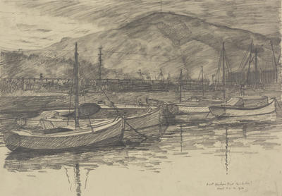 Untitled (Boat Harbour, Port Nicholson)