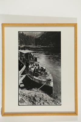 Wanganui River Boat