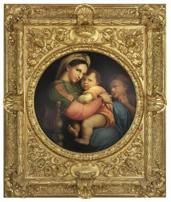 Madonna della Sedia (Madonna of the Armchair)