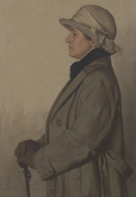 Untitled (Portrait of Mary Smith)