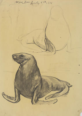 Untitled (Seal)