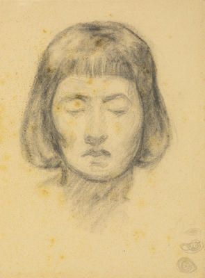 Untitled (Female portrait)
