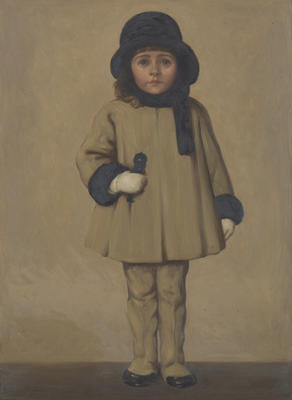 Lilian (Portrait of a Child)