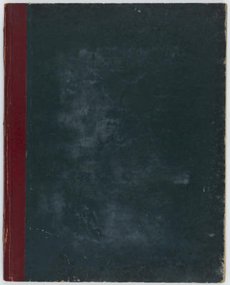 Vivian Smith; [Exercise Book - History of Architecture]; 1913; A2015/4/6