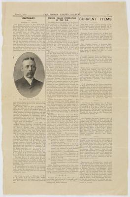 [Obituary, Joseph F Smith]; 31 Jul 1915; A2015/4/34