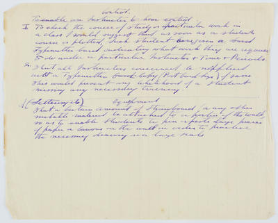 Vivian Smith; [Handwritten note, Control]; Unknown; A2015/4/83
