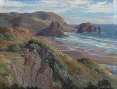 Piha Bay, West Coast