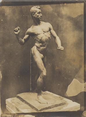 Vivian Smith; [Photograph, Sculpture]; 1908-1909?; A2015/4/102
