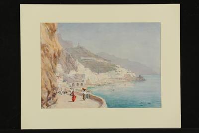 Charles Worsley; Amalfi, Italy; 1977/54/1