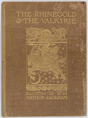 [Book, The Rhinegold and the Valkyrie]