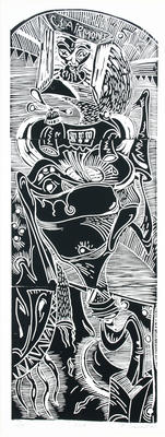 Philip Clairmont; Sink; 1978; 1978/13/1