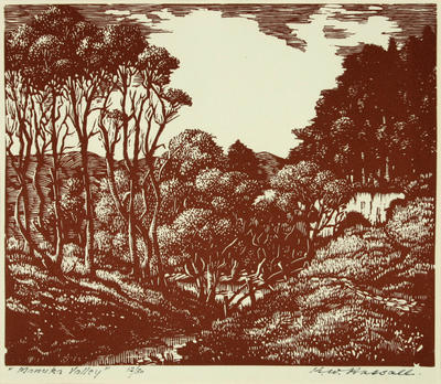K.W. Hassall; Manuka Valley; 1920-1955; 1955/10/1