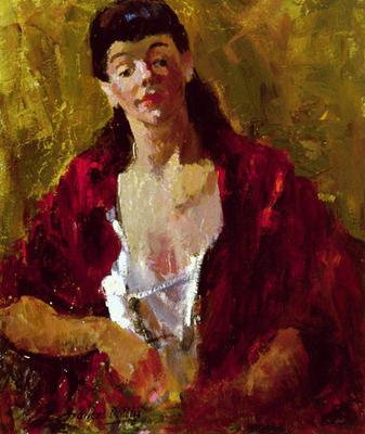 Frances Ellis; Mademoiselle; Circa 1941-1949; 1980/11/2