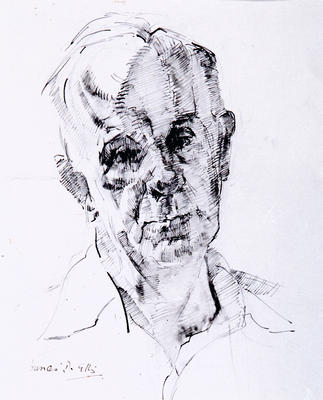 Untitled (Study of a Man)