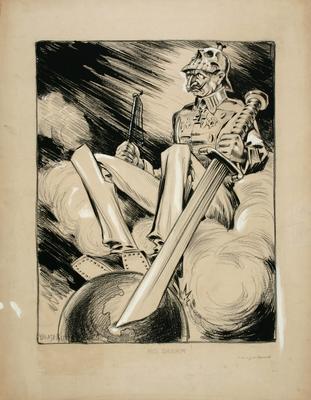 Otakar Valasek; His Dream; 1918/2/45