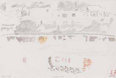Joanna Margaret Paul; Plato's Cave/Wanganui River III; 1987; 1989/16/3