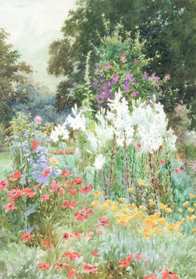 A Garden in St. Raphael