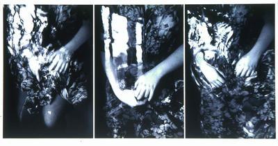 Triptych Self Portrait