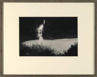 Falls, Wanganui River, 1982