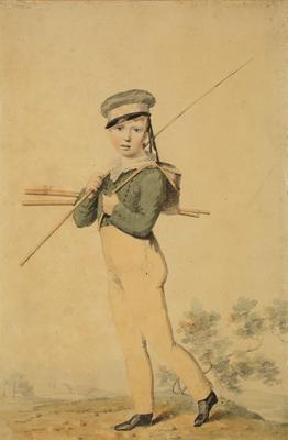John Alexander Gilfillan; Portrait of the Artist's Son; Circa 1847; 1979/13/1