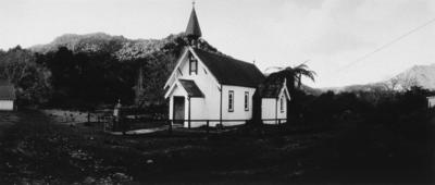 Anglican Church, Koriniti, 1982