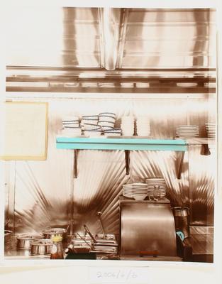 Rita Dibert; Diner, upstate New York. From the Neighborhood Landmark Series; 1988; 2006/6/6