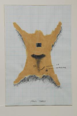 Andrew Drummond; Eight Decades, a series of 11 drawings for the work.; 1980; 1980/5/3