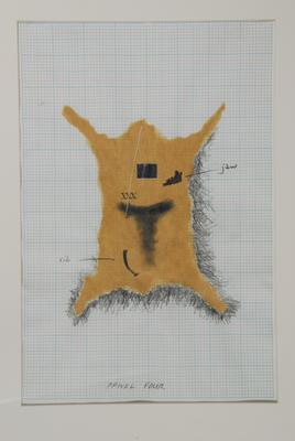 Andrew Drummond; Eight Decades, a series of 11 drawings for the work.; 1980; 1980/5/4
