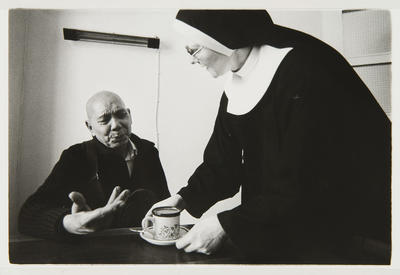 Anne Noble; Prayer, lectio divina and work, according to St Benedict, are the three most important elements of a monk's life. A novice does two hours work in the community each day, a professed sister three. Work or employments vary and are rotated eve...