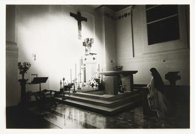 Anne Noble; Night Adoration; 1988; L1991/23/55