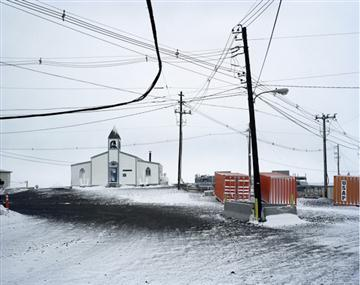Anne Noble; Chapel of the snows, McMurdo station, Ross Island, Antarctica; 2008-2012; 2012/4/3