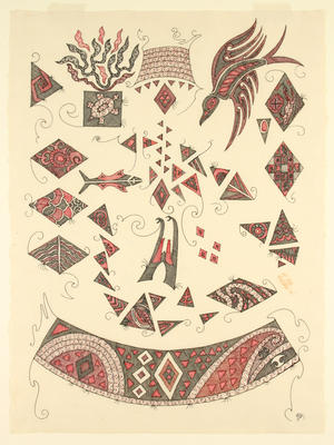 Te Aitanga a Kiwa , Series 2, Colours in Common (The progeny of Kiwa, Lands & People of the Pacific Rim)