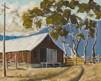 Wool Shed, Fletchers Bay