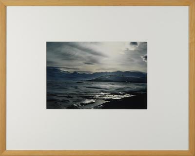 Hamish Horsley; Winter scene, Tingri, Central Tibet, 1987; 1987; 1997/2/27