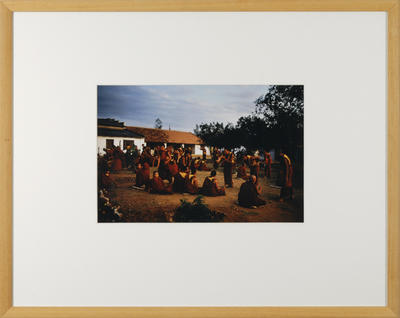 Hamish Horsley; Student Monks, Gyurme Tantric College, South India, 1994; 1994; 1997/2/29