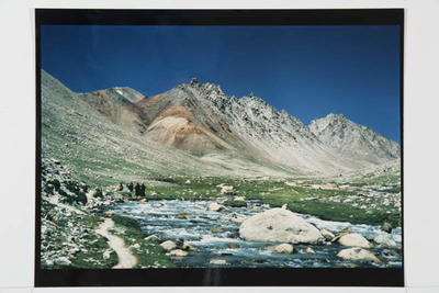 Hamish Horsley; Pilgrims completing circumambulation of Mt Kailas, 1990; 1990; 1997/2/6