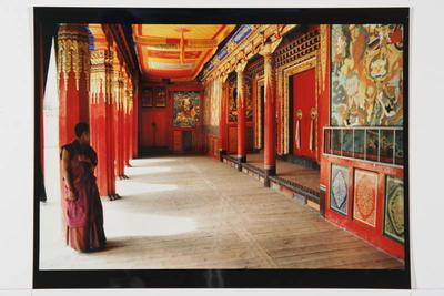 Hamish Horsley; Rongpo Monastery, Amdo, North East Tibet, 1990; 1990; 1997/2/17