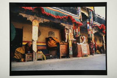 Hamish Horsley; Spitik Monastery, Ladakh, 1995; 1995; 1997/2/44