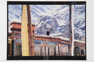 Hemis Monastery, Ladakh, 1995