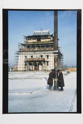 Hamish Horsley; Ganden Monastery, Ulan Batar, Mongolia, 1992; 1992; 1997/2/47