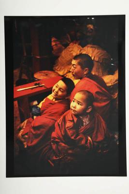 Hamish Horsley; Young Monks, Ganden Monastery, Mongolia, 1992; 1992; 1997/2/49